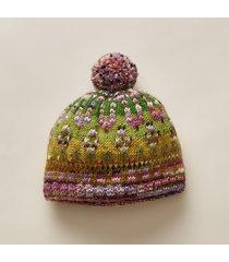 swiss blossom hat