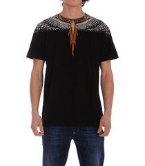marcelo burlon glizzly wings t-shirt