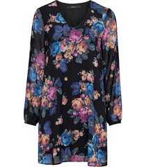 klänning vmgina ls v-neck short dress