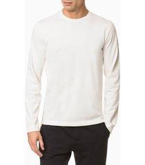 camiseta masculina mg longa branca - pp