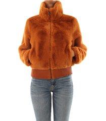 eco-pelliccia jacket