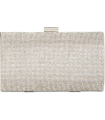inc ranndi sparkle clutch, created for macy's