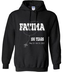 100 year anniversary of fatima rosary t-shirt hoodie