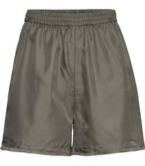 madelyn short shorts flowy shorts/casual shorts grå filippa k