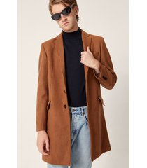 tapado marrón prototype dylan coat