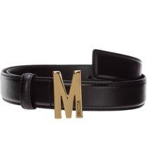 moschino m belt
