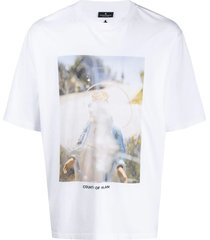 holy photo t-shirt