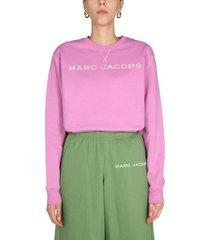marc jacobs crew neck sweatshirt