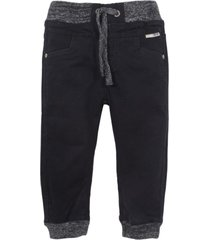 pantalon eric azul marino black and blue