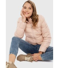 parka only cammie rosa - calce regular