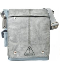 morral beige combustible