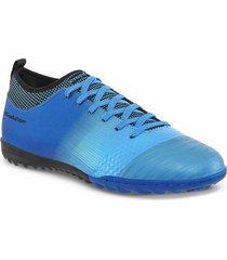 guayos netzer azul para hombre croydon