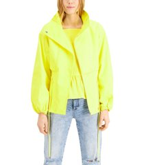 inc dolman-sleeve utility jacket, created for macy's