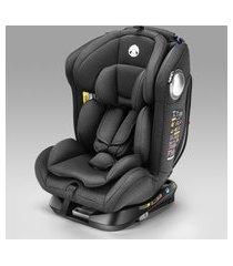 cadeira p/ auto litet smart 360 isofix - preto