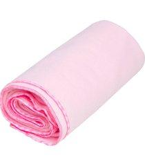 cobertor papi liso rosa - rosa - menina - dafiti