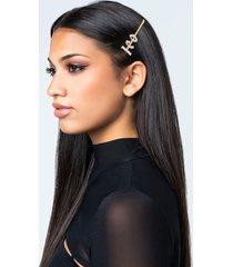 akira leo hair clip