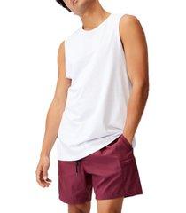 men's nylon urban shorts