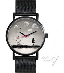classic obłoki - zegarek + opak