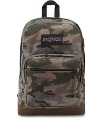 mochila jansport right pack expressions camo ombre