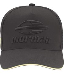 bone estruturado trucker mormaii preto .
