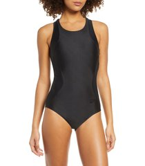women's nike sport mesh racerback one-piece swimsuit
