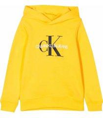 calvin klein cotton hoodie