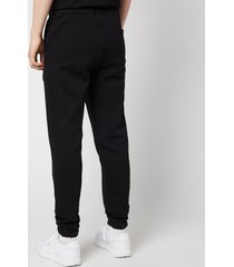 holzweiler men's hanger drawstring trousers - black - l/xl