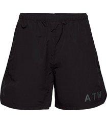 halo atw nylon shorts zwemshorts zwart halo