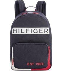 tommy hilfiger men's canvas backpack