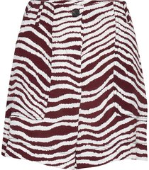 danise shorts flowy shorts/casual shorts röd by malene birger