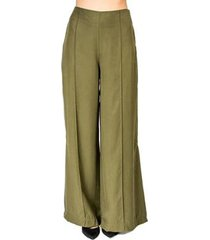 calça pantalona handbook feminina