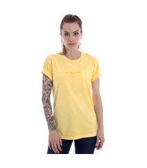 camiseta unissex operarock stone rhythm amarelo claro