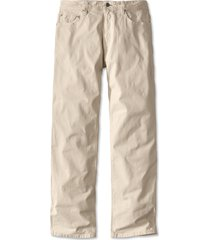 5-pocket stretch twill pants, stone, 33, inseam: 34 inch