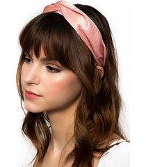 *knot headband - pink