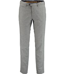 gardeur pantalon grijs slim fit sem-2 119281/81