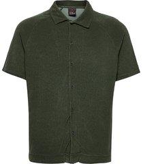 albin poloshirt s-s kortärmad skjorta grön oscar jacobson