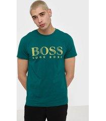 boss t-shirt rn t-shirts & linnen green