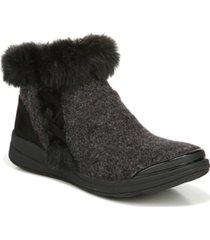 bzees iris washable booties women's shoes