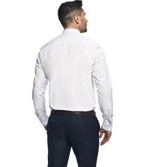 koszula bexley 2567 długi rękaw custom fit w