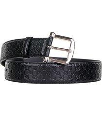 gucci gucci gg print belt