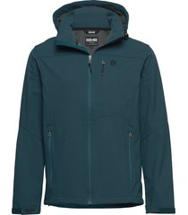 padore softshell jac outerwear sport jackets grön 8848 altitude