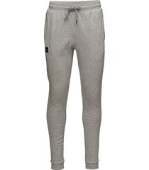 rival fleece jogger sweatpants mjukisbyxor grå under armour
