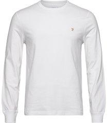 worth ls tee t-shirts long-sleeved vit farah