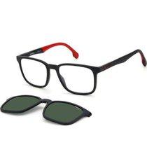 gafas de sol carrera ca 8045/cs with clip on 003/uc