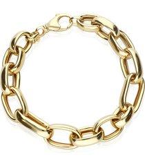 bracciale in oro giallo per donna