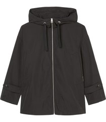 outdoor hooded jacket