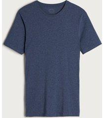 maglia girocollo in cotone supima® elasticizzato