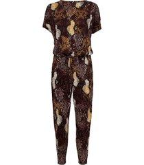 siri jumpsuit jumpsuit brun inwear