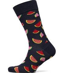 watermelon sock underwear socks regular socks blå happy socks