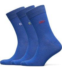 cr7 socks 3-pack underwear socks regular socks blå cr7